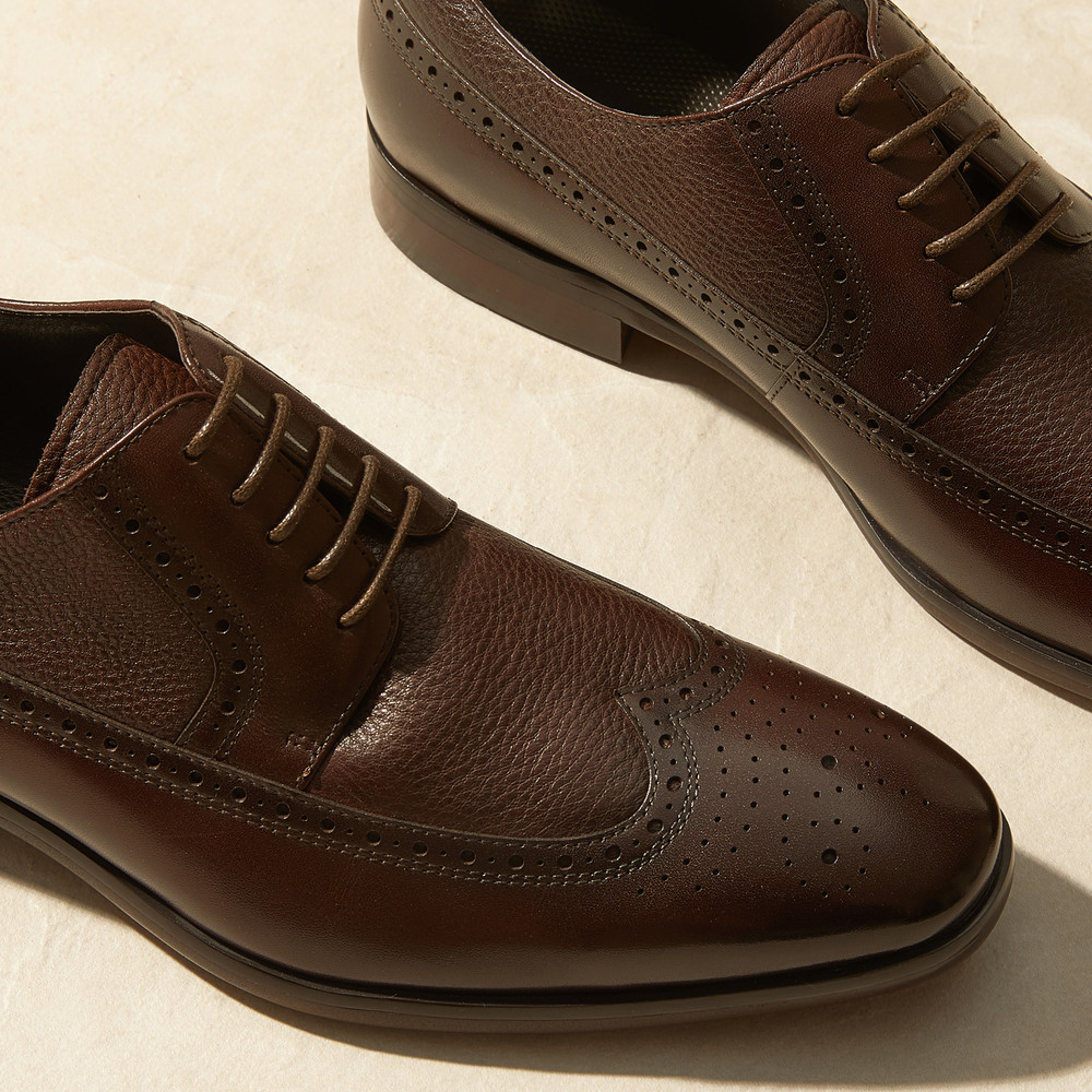 Loxwood Brown Brogues