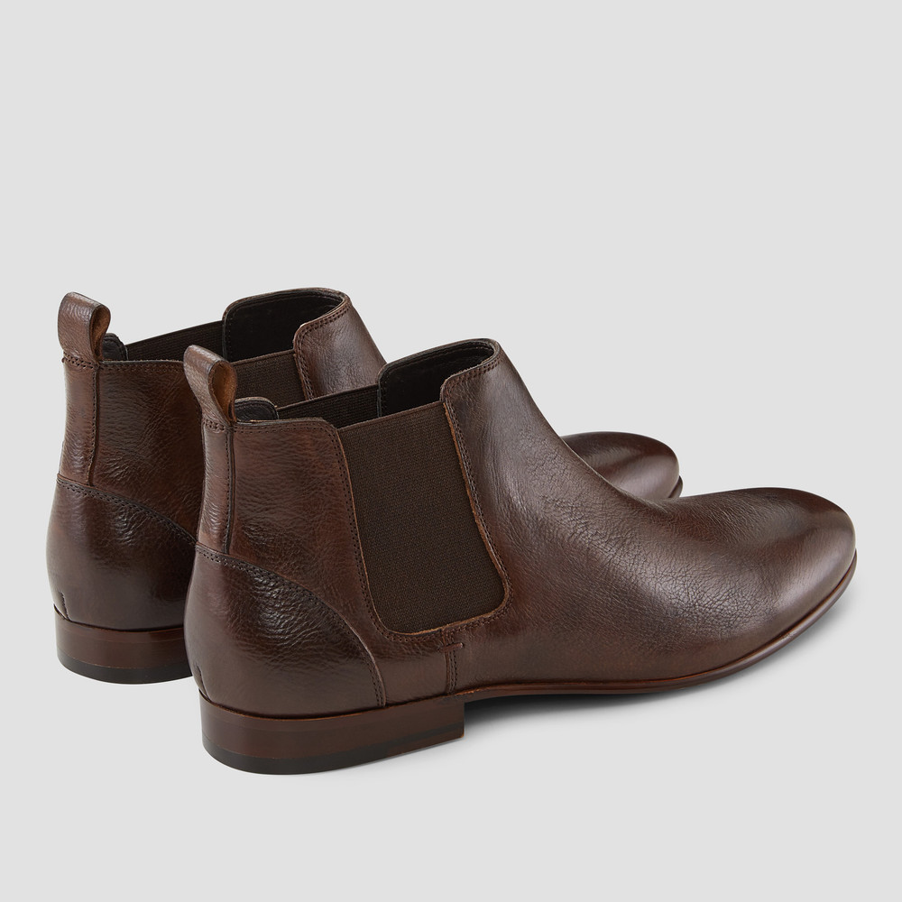 Marty Brown Chelsea Boots