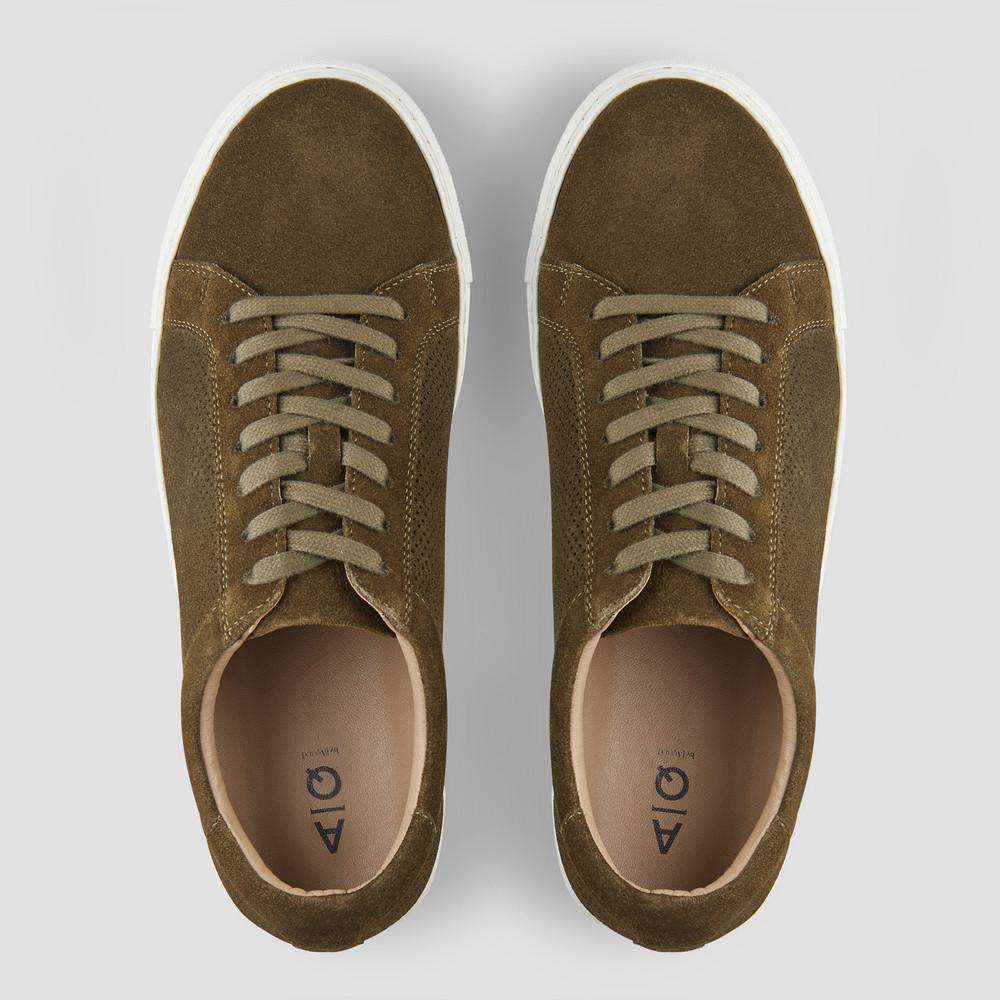 Lonie Khaki Sneakers
