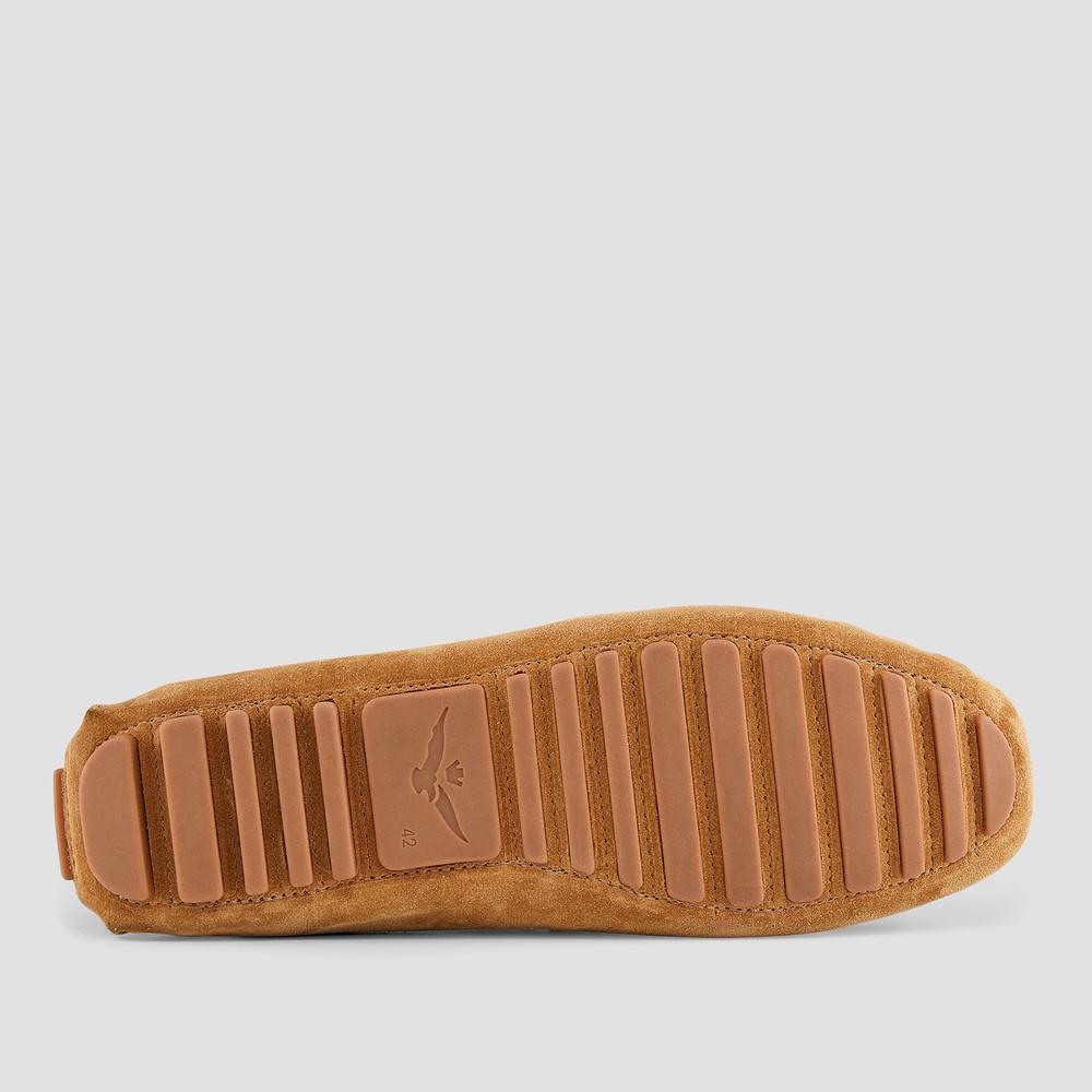 Lennie Sand Driving Shoes