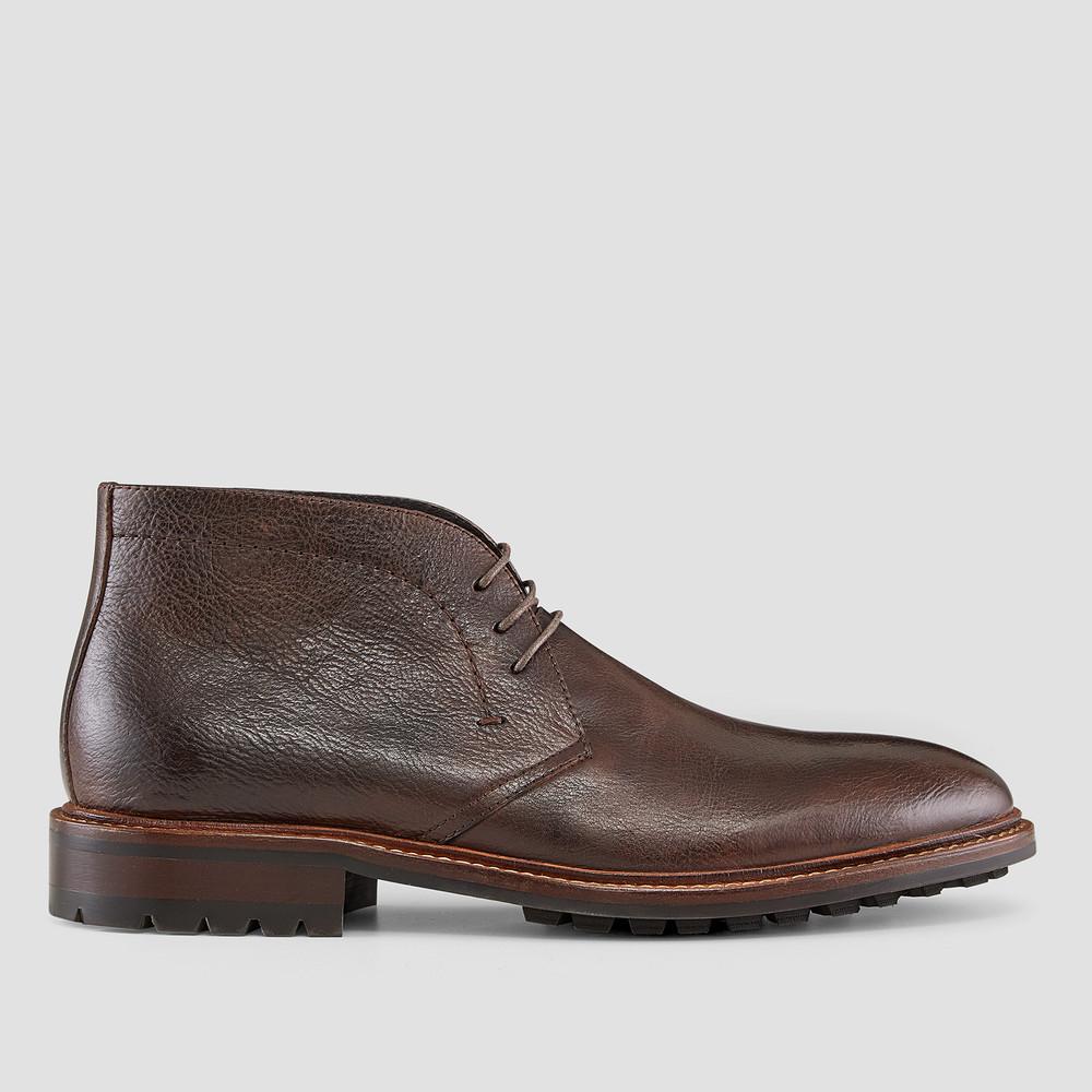 Bernett Brown Chukka Boots