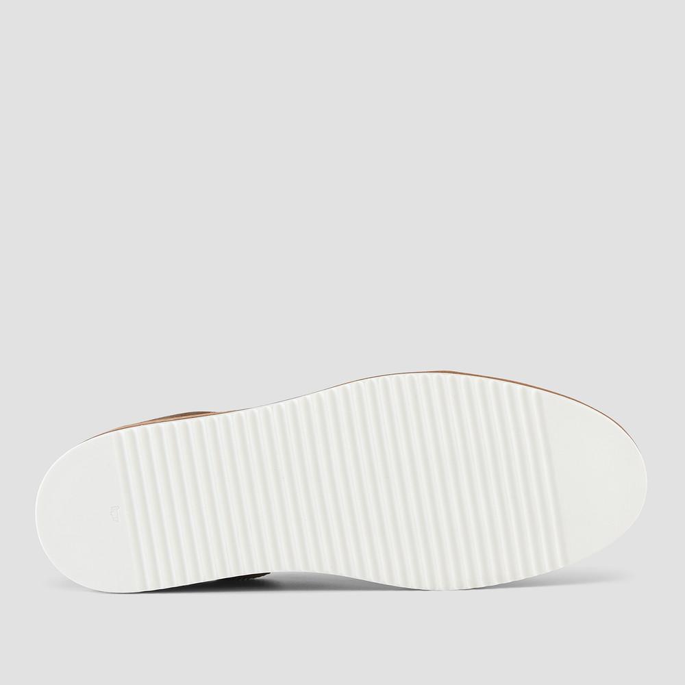 Mercer Khaki Sneakers