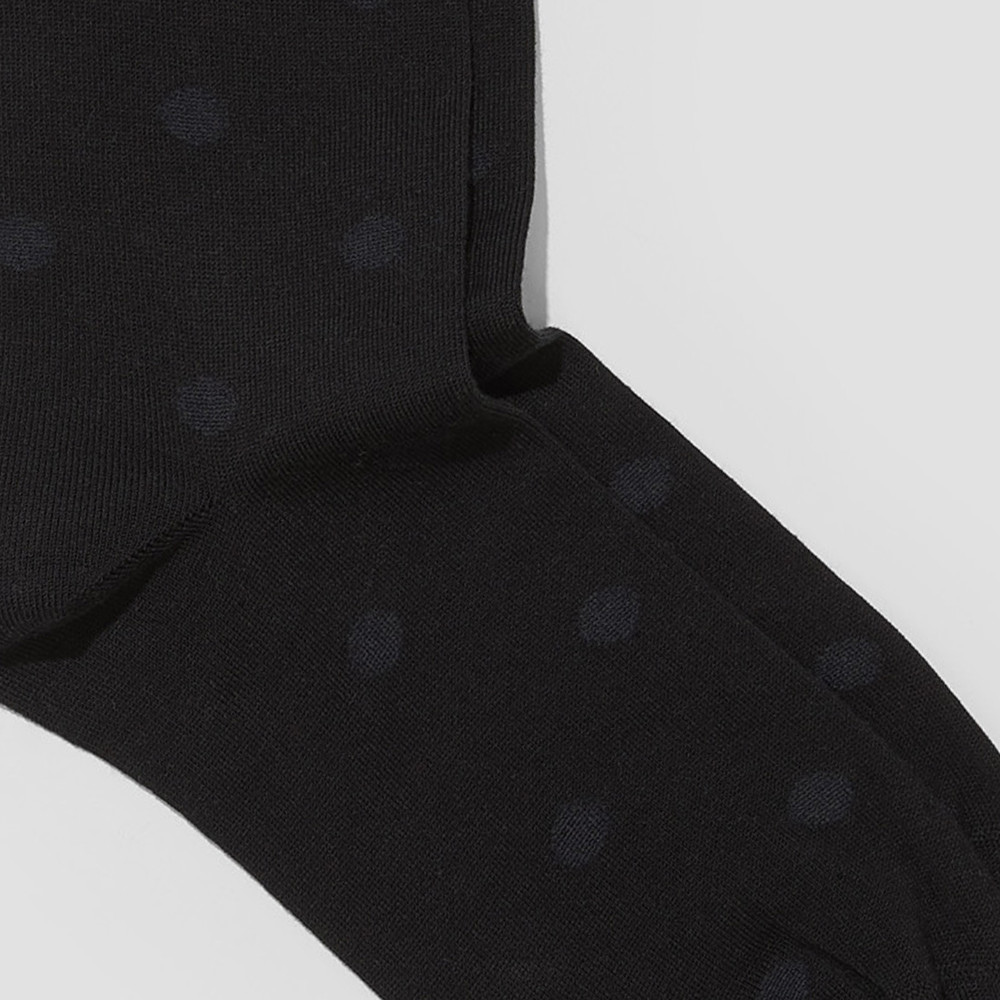 Johnnie Black Socks