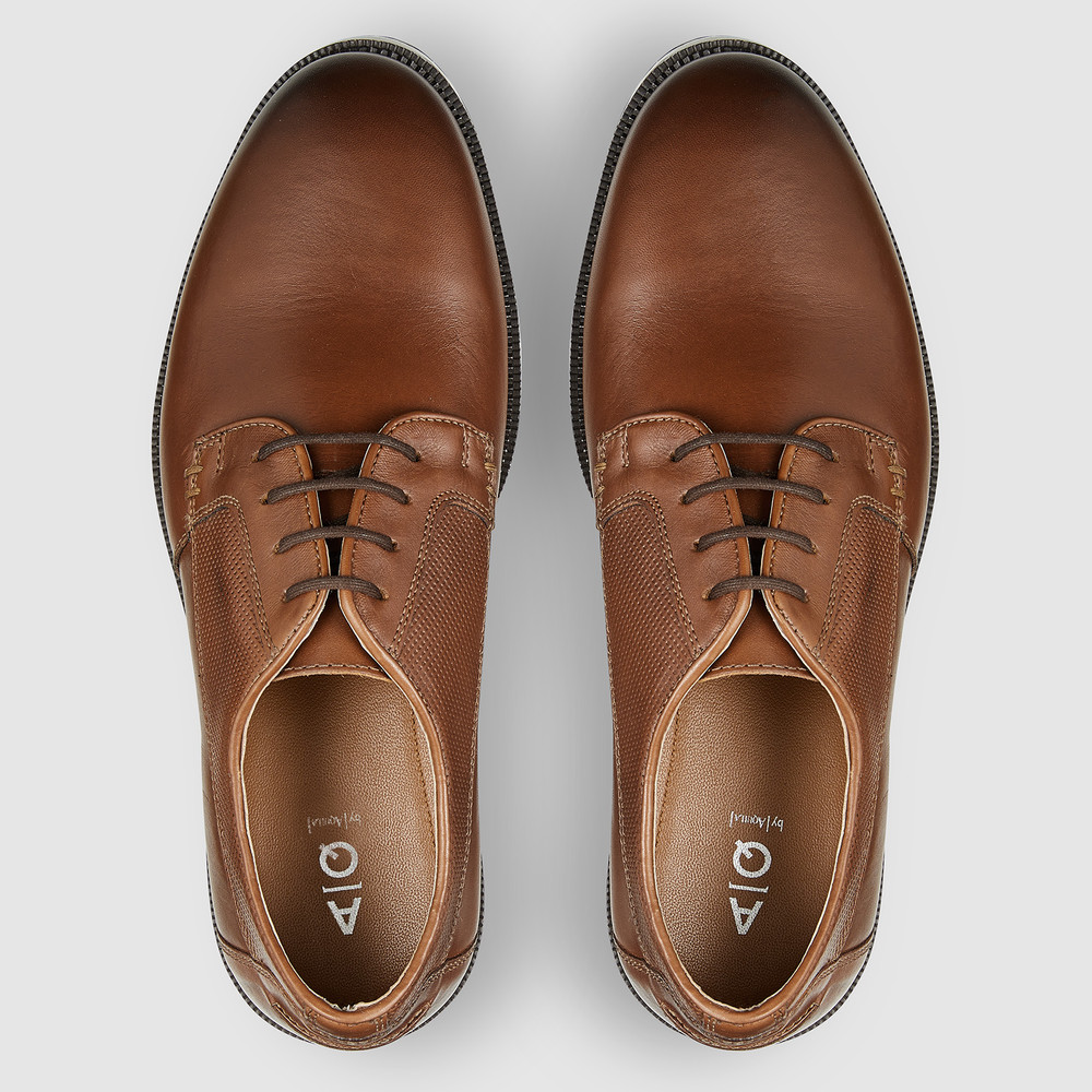 Saville Tan Casual Shoes