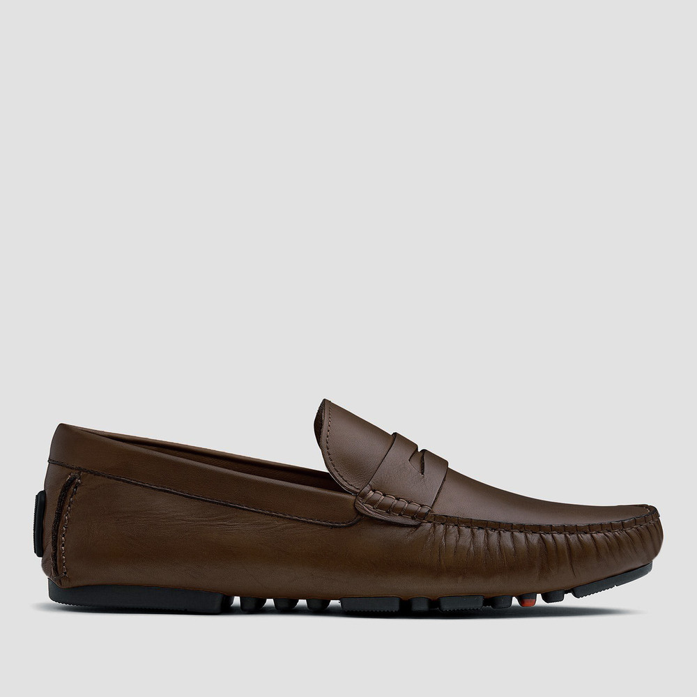 Henmore Brown Moccasins