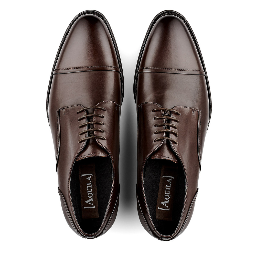 Linford Brown Dress Shoes