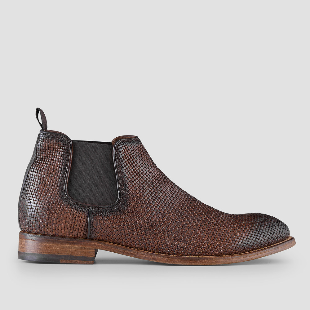 Cornell Brown Chelsea Boots
