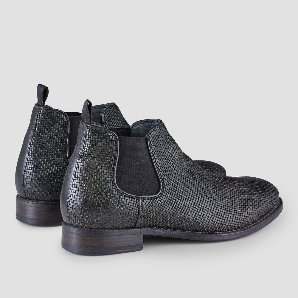 Cornell Dark Grey Chelsea Boots - Aquila