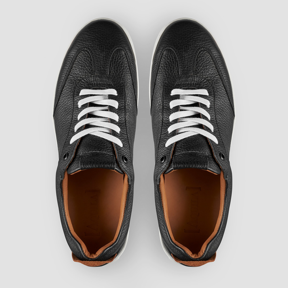 Newcombe Black Sneakers