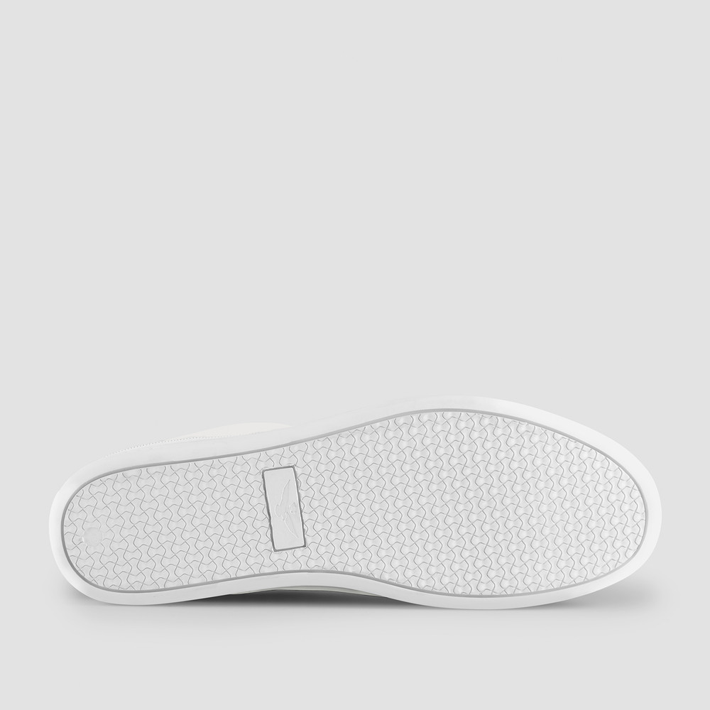 Newcombe White Sneakers