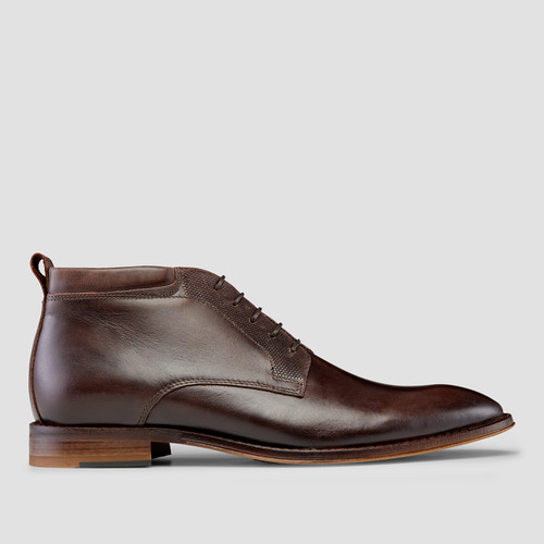 Men's Ankle Boots | Leather, Suede