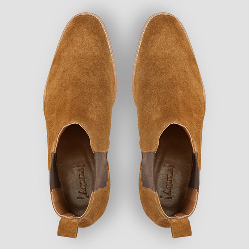 Eastwood Tobacco Chelsea Boots