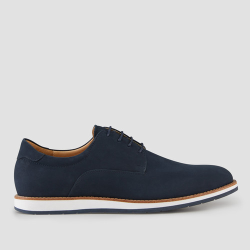 Wilburn Navy Lace Up Shoes