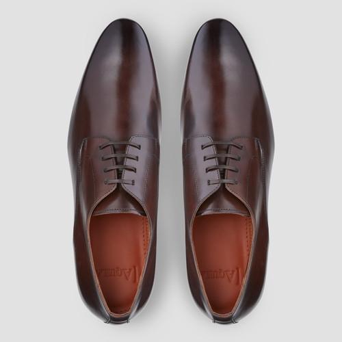 Aston Testa Di Moro Derby Shoes