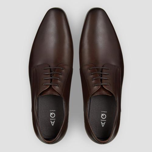 Clarke Brown Dress Shoes
