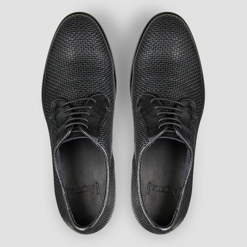 Bradman Black Dress Shoes