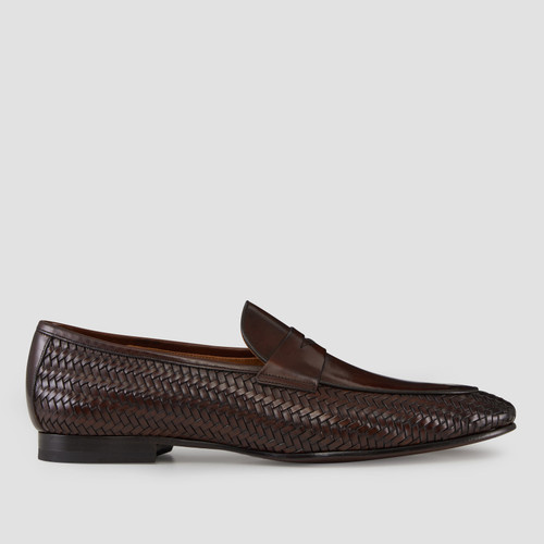 Wendell Brandy Penny Loafers