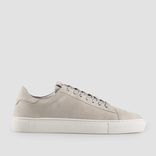 Deco Nubuck Light Grey Sneakers