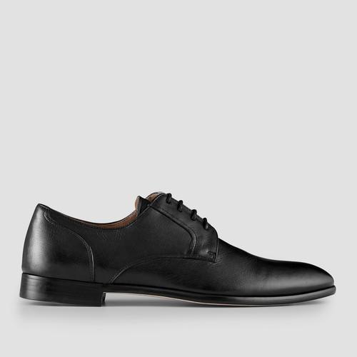 Alwin Black Dress Shoes