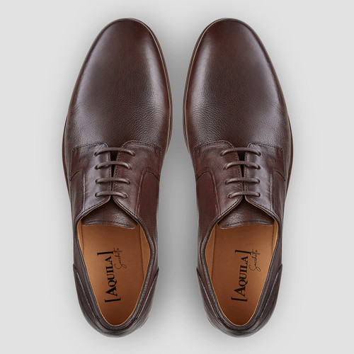 Alwin Brown Dress Shoes