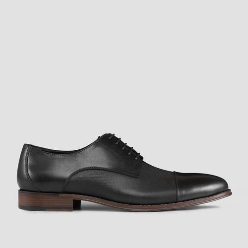 Falls Black Dress Shoes