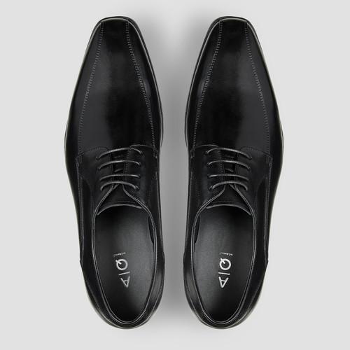 Coby Black Lace Up Shoes