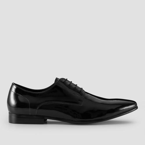 Drew Patent Black Dress Shoes