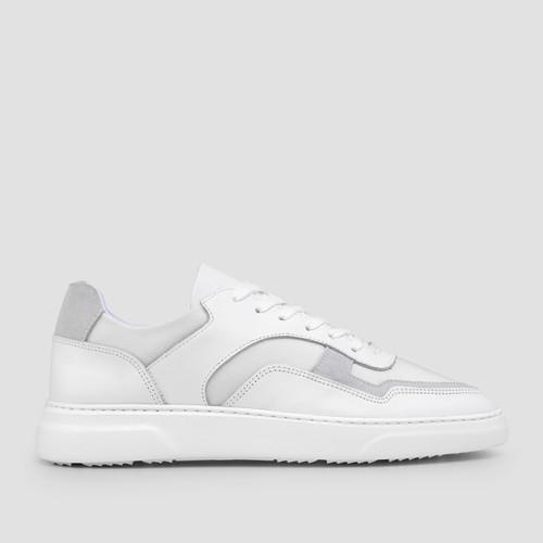 Raptor White Sneakers