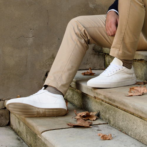 Spectre White Sneakers