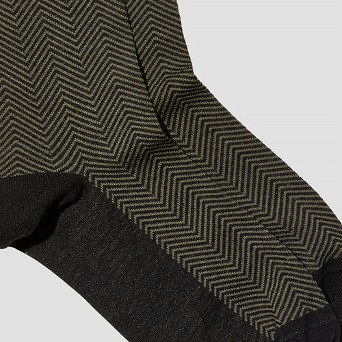 Max Charcoal Socks