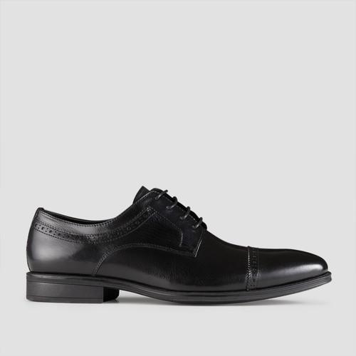 Gavin Black Dress Shoes