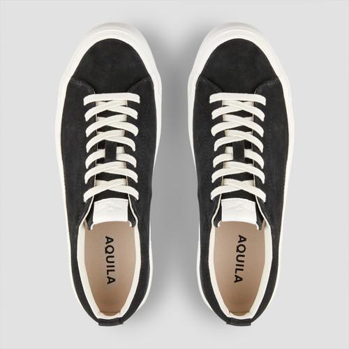 V1 Black Sneakers