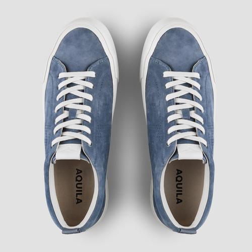 V1 Grey Sneakers