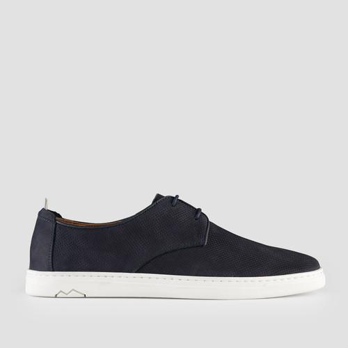 Camino Navy Casual Shoes