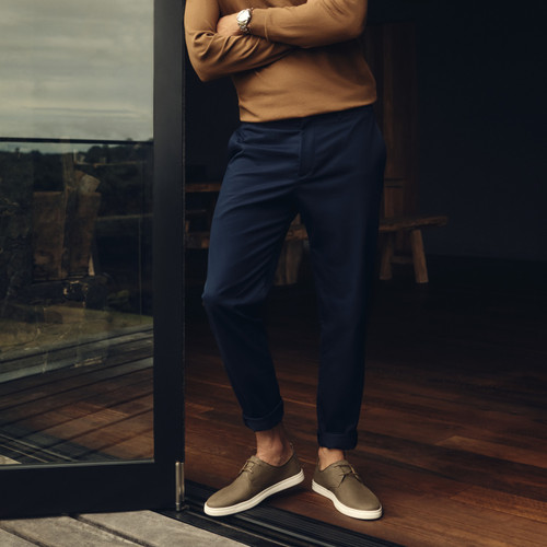 Camino Taupe Casual Shoes