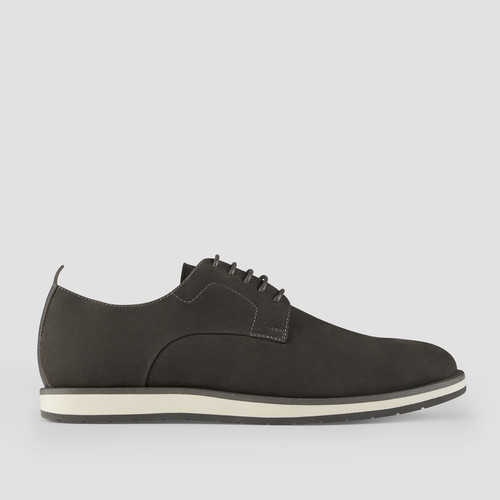 Werner Slate Lace Up Shoes