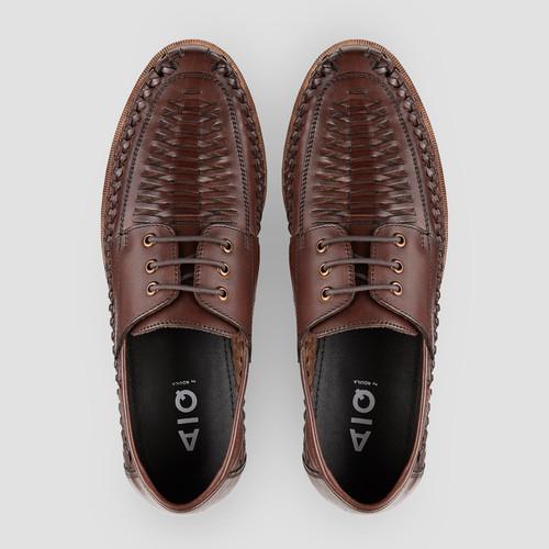 Rowan Brown Casual Shoes