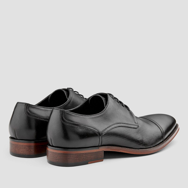 Rockford Black Lace Up Shoes