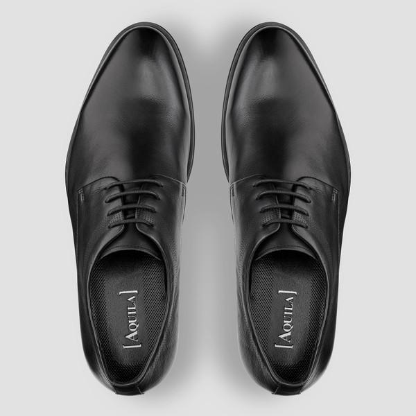 Watford Black Dress Shoes