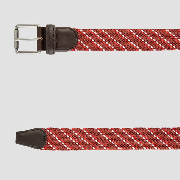 Rudd Red Stripe Belt