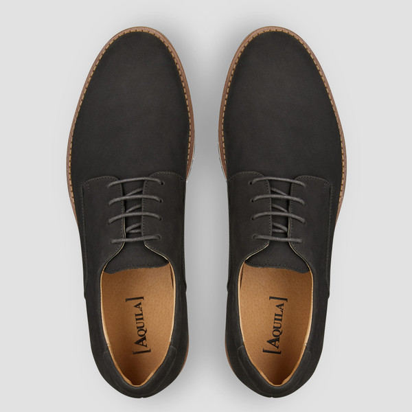Wilburn Slate Lace Up Shoes