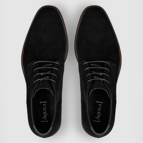 Dolan Black Chukka Boots
