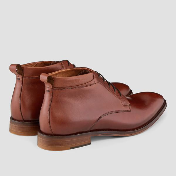 Wilkinson Tan Ankle Boots