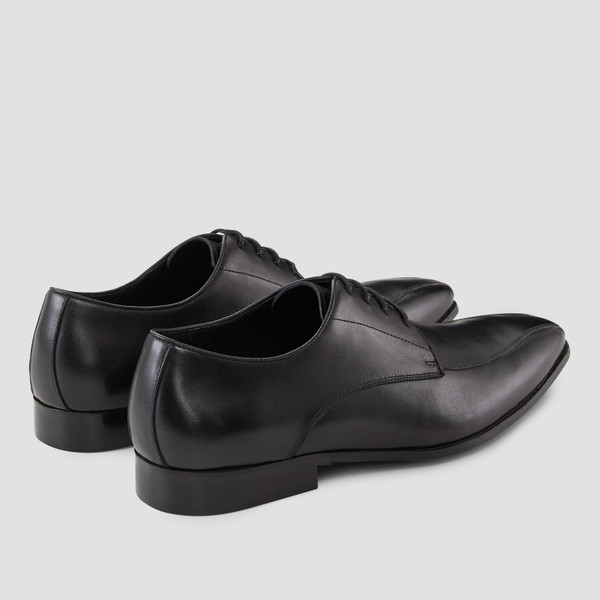 Hipwell Black Lace Up Shoes