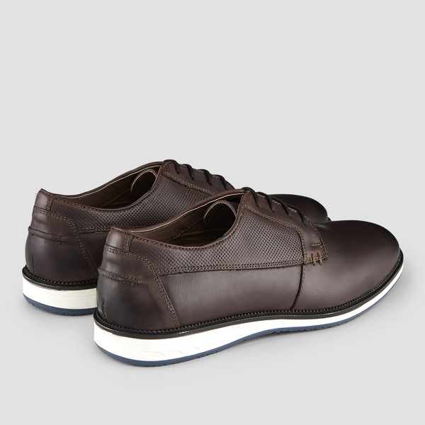 Saville Brown Casual Shoes