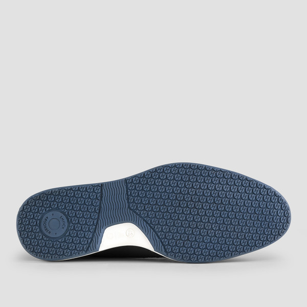 Saville Black Casual Shoes