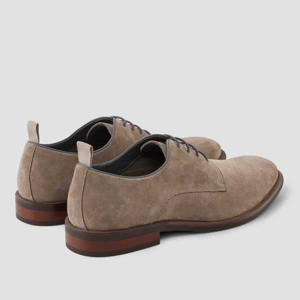 Lachie Taupe Casual Shoes