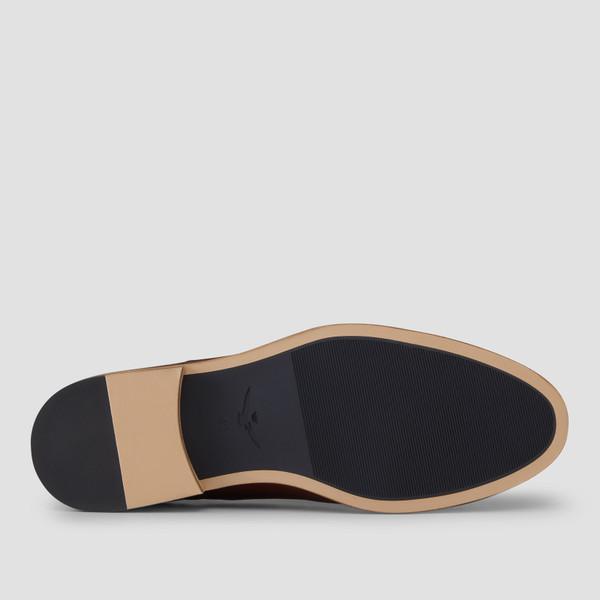 Brody Tan Desert Boots