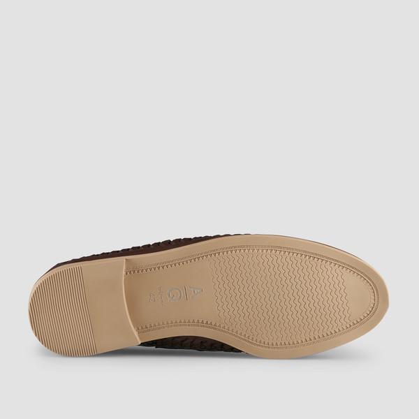 Reno Brown Casual Shoes