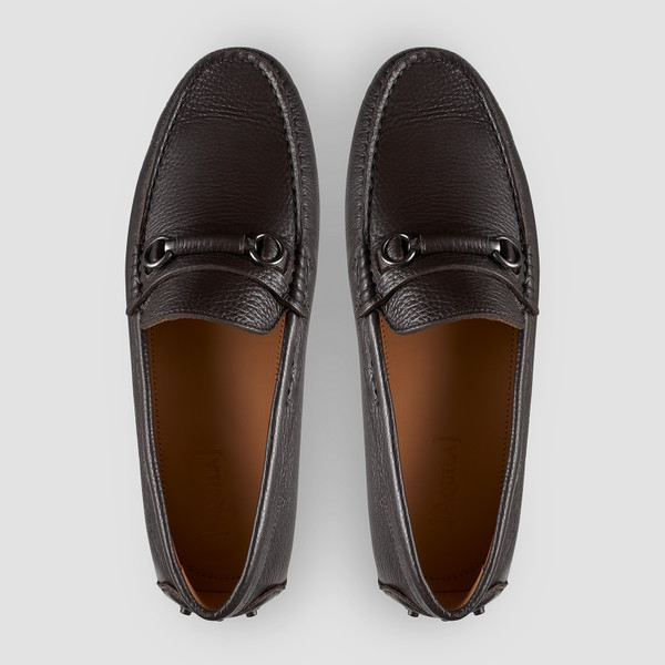 Maranello Brown Driving Shoes